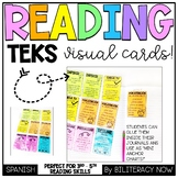 Spanish Reading Strategy Cards for Small Groups! 12 Strategies!