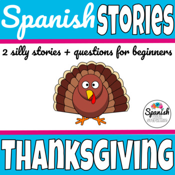Spanish Reading: Thanksgiving