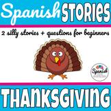 Spanish Reading: Thanksgiving (FVR)