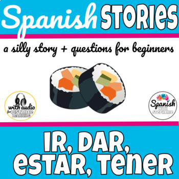 Spanish Reading: ir, dar, estar, tener