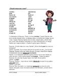 Spanish Prepositions of Place Reading ¿Dónde están mis cosas? (Preposiciones)