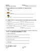 Spanish Realiadades 1 Chapter 3 Exam checklist & review (Capítulo 3A, 3B examen)