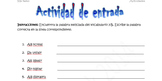 Spanish Realidades 1 (1A-7B) Bundle of 14 Scrambled Words Activities
