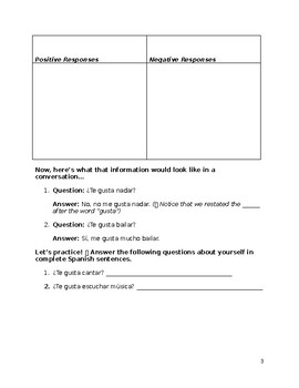 Spanish Realidades 1 Temas 1A and 1B Guided Notes Practice Worksheet Packet