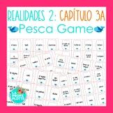 Spanish Realidades 2 Capítulo 3A Vocabulary ¡Pesca! (Go Fish) Game