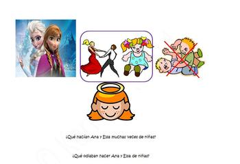 Spanish Realidades 4A/4B Imperfect and Childhood Activitie