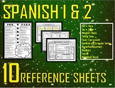Spanish Reference Bundle