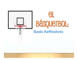 Spanish Reflexive Verb Basketball