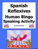 Spanish Reflexive Verbs Human Bingo Game Speaking Activity & Follow-Up