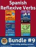 Spanish Reflexive Verbs Lesson Plans Bundle. Verbos Reflexivos en Español