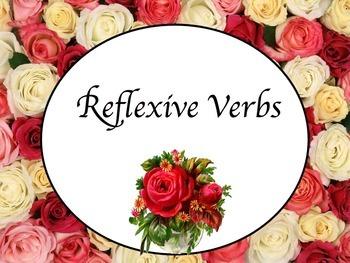 Spanish Reflexive Verbs PowerPoint Presentation Slideshow