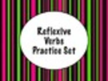 Spanish Reflexive Verbs & Stem-Changing Reflexive Verbs MEGA BUNDLE