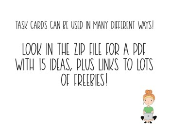 48 Spanish Reflexive Verbs Task Cards