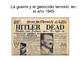 Nazi Regime in Spanish