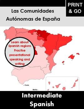 Spanish Regions
