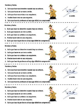 "Spanish Regular Present ""AR"" Verbs Bundle. Verbos Regulares en Español"
