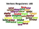 Spanish Regular Present Tense Phrase Race