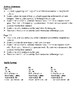 Spanish Regular Verb Writing Activities (6 Versions)