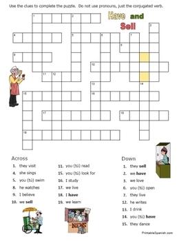 Spanish Regular Verbs Works... by Fran Lafferty | Teachers Pay ...