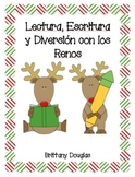 Spanish Reindeer Thematic Unit