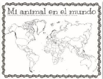 Spanish Research Project Animals - Proyecto de Investigacion sobre Animales