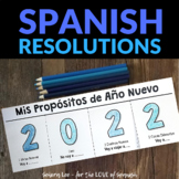 Spanish Resolutions - New Year's Resolutions in Spanish with the verb IR