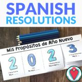 Spanish Verbs - Making New Year's Resolutions in Spanish -