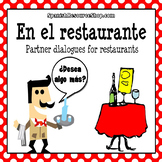 Spanish Restaurant Partner Practice Dialogues
