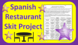 Spanish Restaurant Skit Project