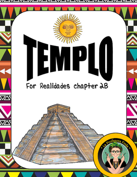 "Spanish Review Game, ""Realidades"" Chapter 2B, TEMPLO"