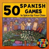 Spanish Games and Activities