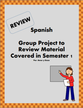 Spanish Review Project