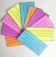Spanish STAAR Revising Combining Sentences 30 Task Cards Aligned to Writing TEKS