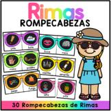 Spanish Rhymes - Rimas