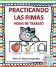 Spanish Rhyming Rimas Bundle