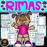 Spanish: Rhyming Words (Rimas)