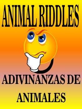 Spanish Riddles-Animal Riddles
