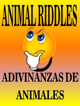 Spanish Riddles-Animal Riddles