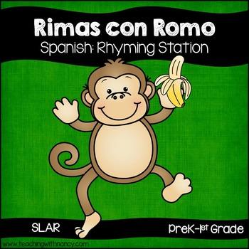 Spanish: Rimas con Romo el Mono