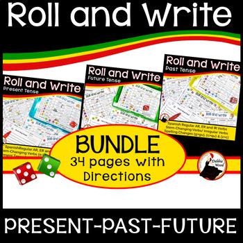 Spanish Present & Preterite Tense Review