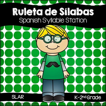 Spanish: Ruleta de Silabas