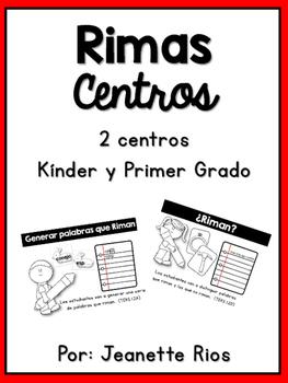 Spanish Ryming Centers