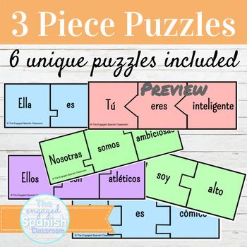 Spanish SER Puzzles