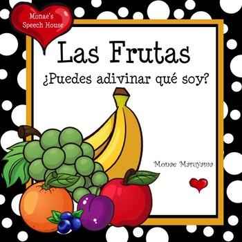 Spanish SHADOW Fruit Book  ELL