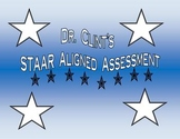 Spanish STAAR Aligned Assessment for Imagine It: Aventuras en el Ciclo Del Agua