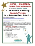 Spanish STAAR Analysis & Activities: Diego Rivera, muralista, Grade 4