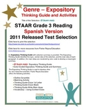 Spanish STAAR Analysis & Activities: El buen maíz, Grade 3