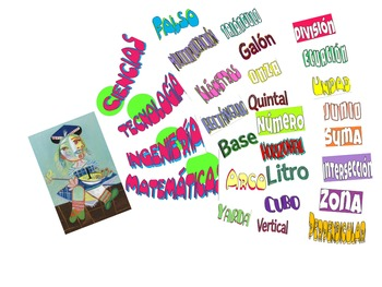 Spanish STEM Cognates