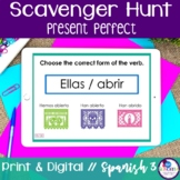 Spanish Scavenger Hunt - Present Perfect Tense