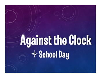Spanish School Day Against the Clock